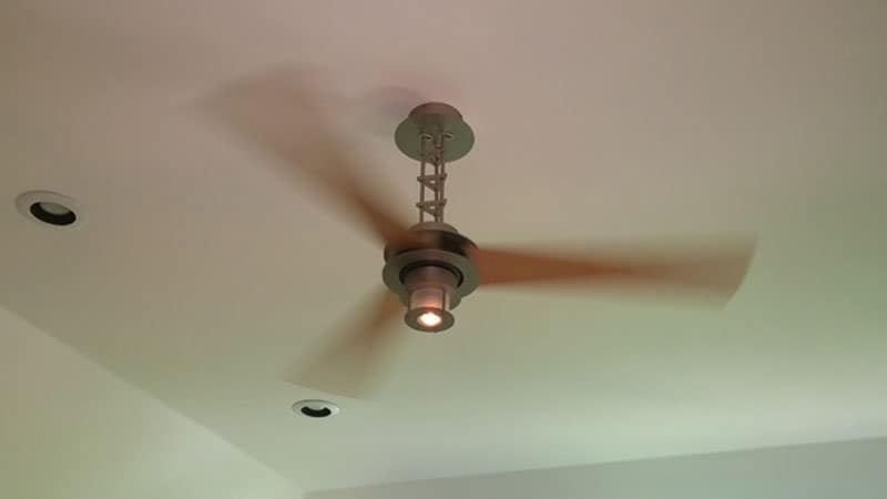 Ceiling fan installation replacement in phoenix az ceiling fan installation phoenix mozeypictures Images