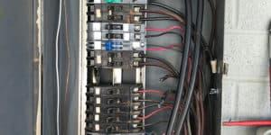Zinsco panel