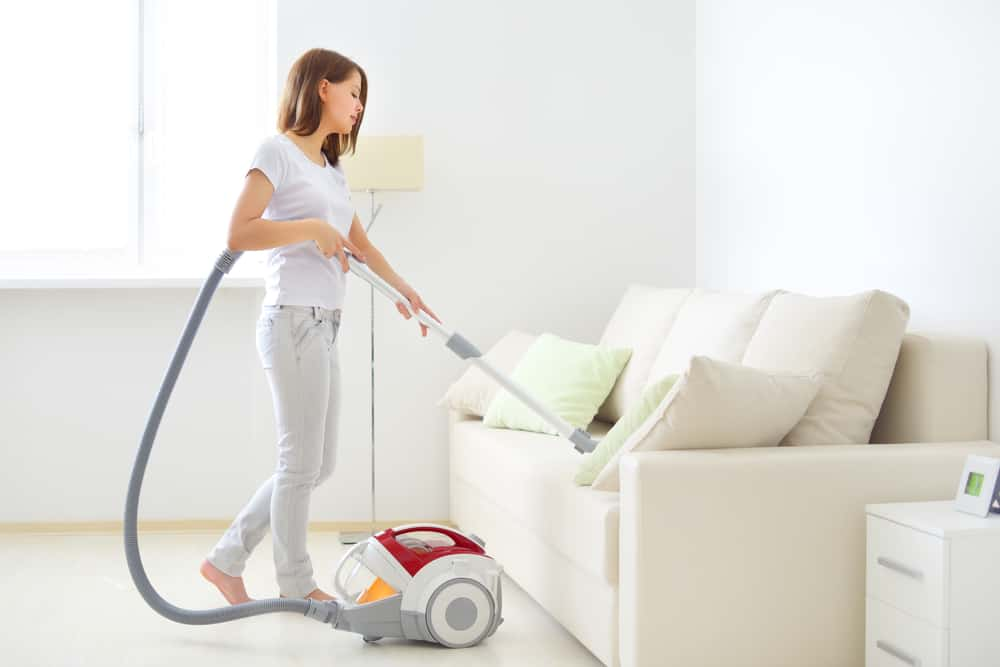 The Lights Dim When I Turn The Vacuum On