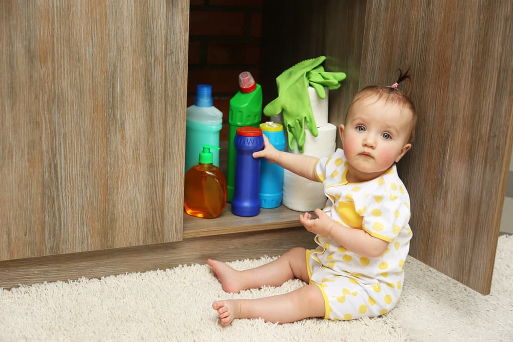 Childproofing checklist - making your home safe