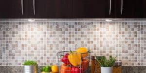 5 simple bathroom/kitchen lighting upgrades