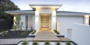 Where to install outdoor security lighting
