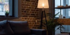 Direct lighting vs. indirect lighting