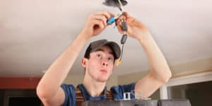 What is a journeyman electrician