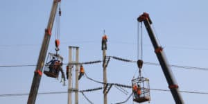 What are the different types of electricians?