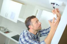 When should I replace my smoke detector?