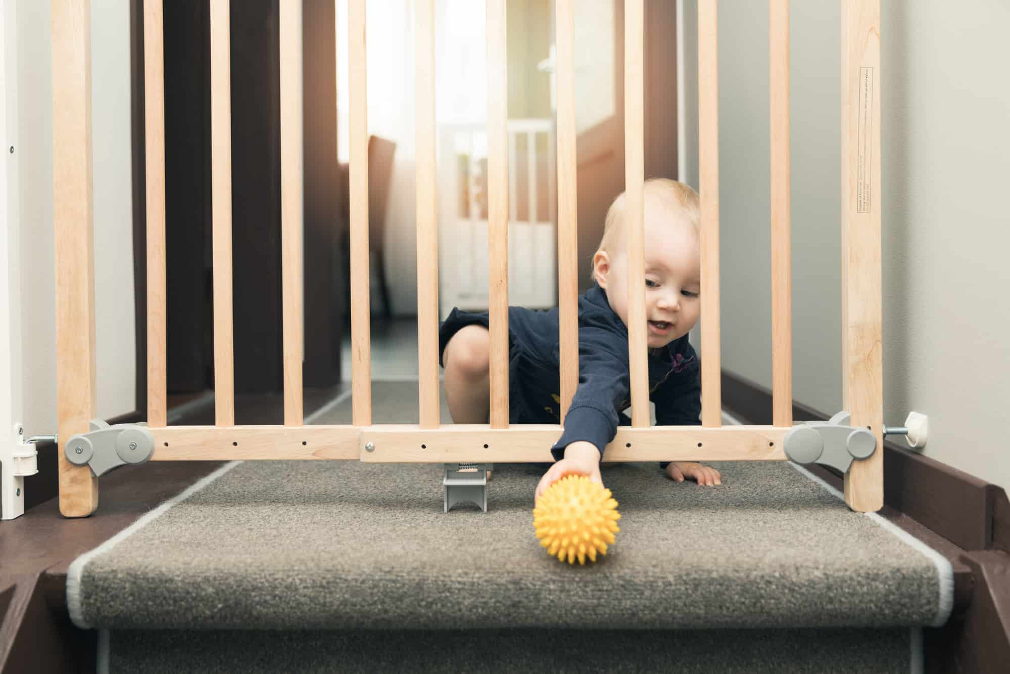 7 ways to childproof your home