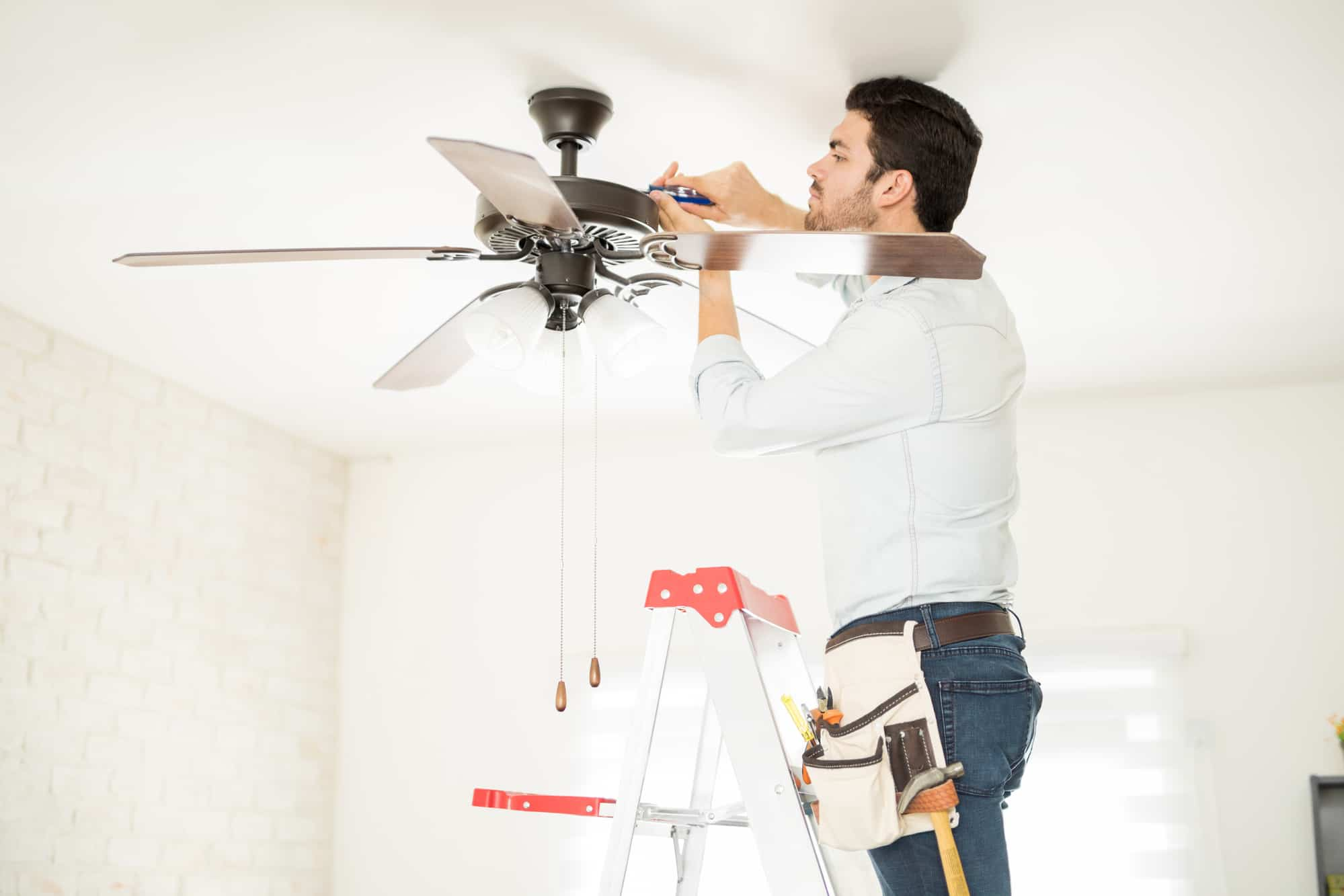 Should You Install A Ceiling Fan Yourself?