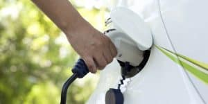 Installing an electric vehicle charger